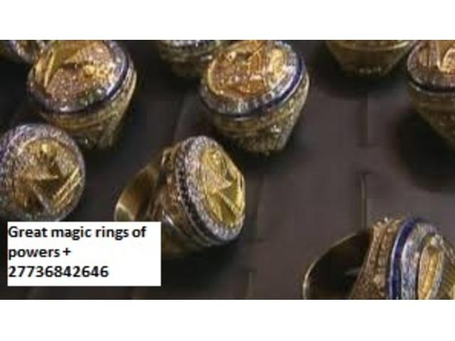 Super Dinka Power Mystic Magic Ring Contact Mama Hawa on +