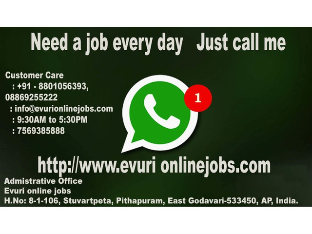 part time jobs from home without investment offline ▷▷ a c i