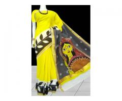 Buy Silk & Cotton Sarees online In India