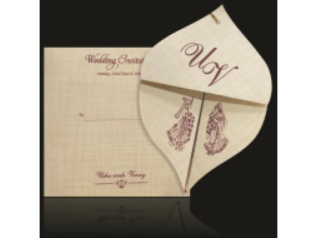Wedding Card Manufacturer