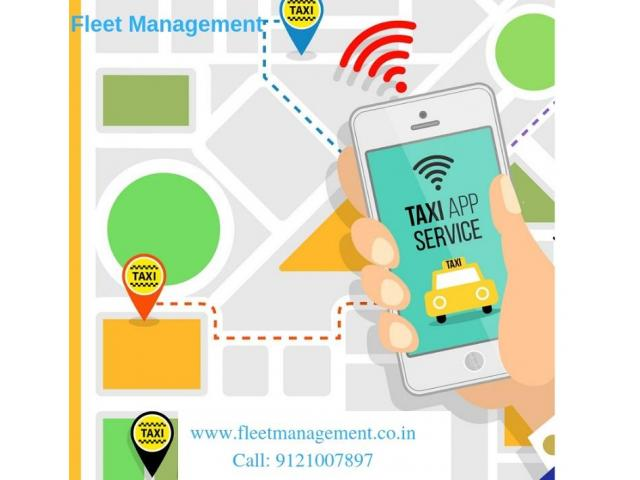 Fleet management software with Taxi app development and
