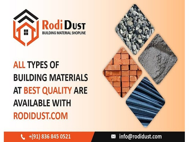 Construction Material Suppliers Gurgaon - Buy Sell Used