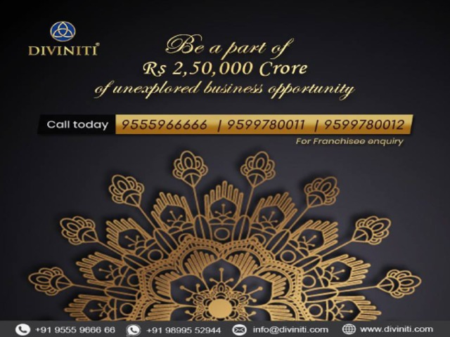 Be A Part Of Diviniti A Reputed Spiritual Brand New Delhi Buy Sell