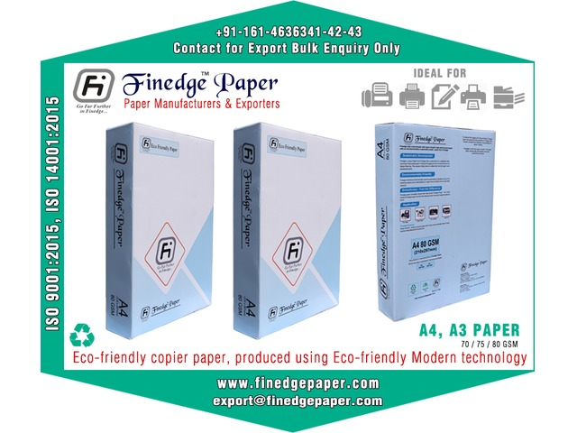 Photostat paper manufacturers exporters in India - 1/5