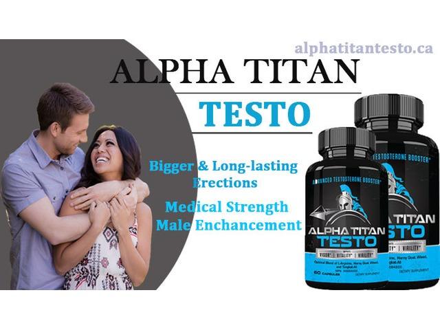 Alpha Titan Testo Reviews| Alpha Titan Testo Canada