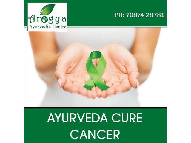 Arogyadham - The Best Ayurvedic Cancer treatment in India