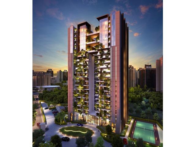 Luxury ATMOS Homes at Shalimar Oneworld Gomti Nagar Extension - 1/1