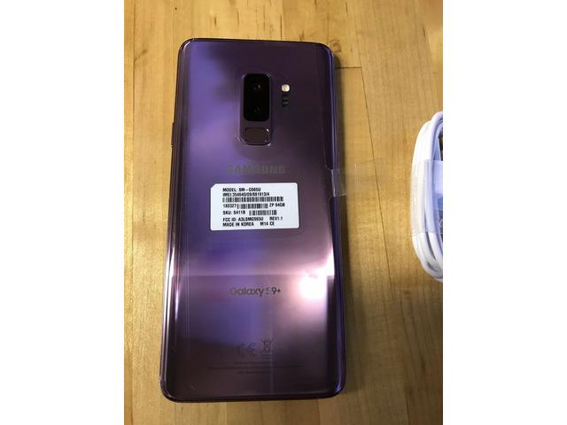 Affordable Samsung Galaxy S9+ Plus SM-G965- (Unlocked) (GSM) - 2/4