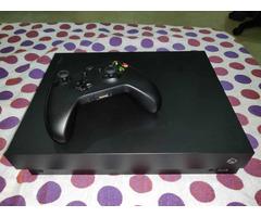 Xbox One X 1 TB (Lightly Used)