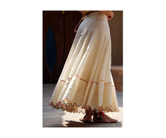 Cotton Skirts Online- Diaries of Nomad