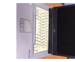 2 nos. FUJITSU Japanese make Laptops in good working conditions