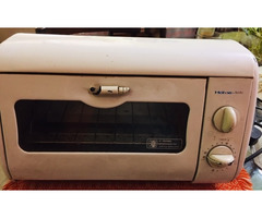 Foreign make Toaster cum Oven