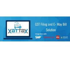 GST Software   E-way Bill solutions   GST Compliance Software   GST e-Filing Software