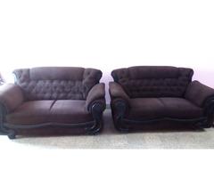 Beautiful sofa 2 seater, 2 nos Royal design