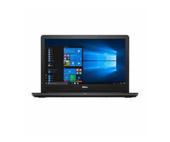 Dell unboxed laptop under warranty with MS office free Intel 7th Gen