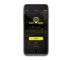Taxi Mobile Apps Development Company India - Elinsys Work Portfolio