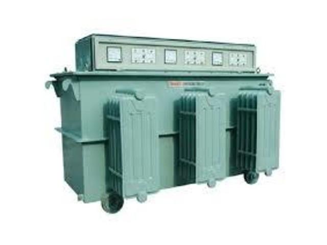 Servo Stabilizer | Servo Voltage Stabilizer | Servo Stabilizer Company - 1/1