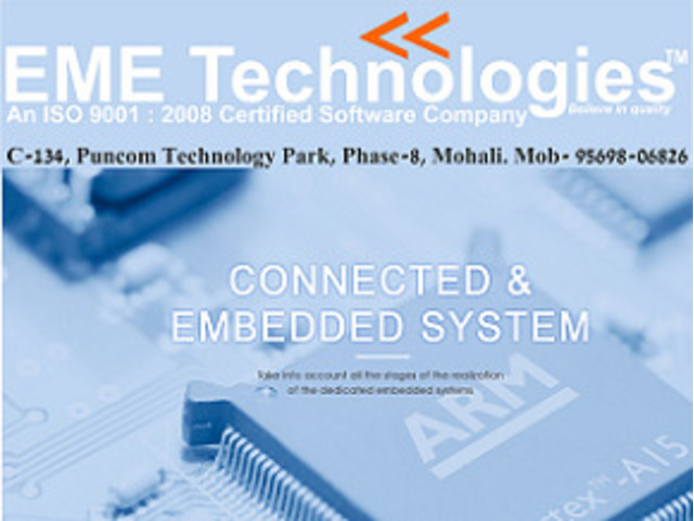 Embedded System Training in Mohali - 1/1