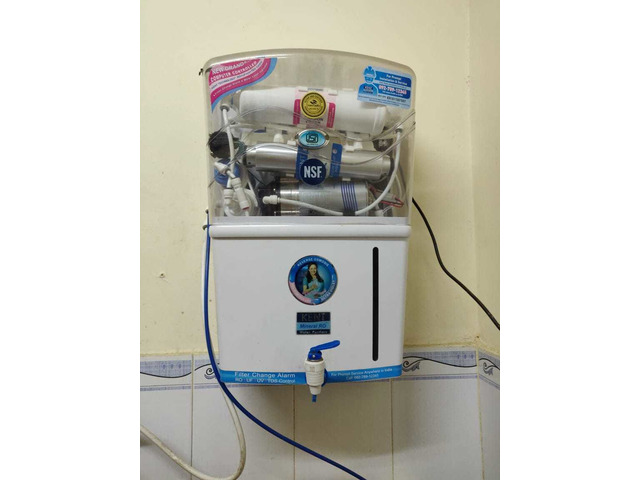 Kent Grand RO Plus Water Purifier (White) with RO + UV + UF purification and TDS controller - 2/2