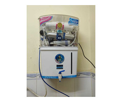 Kent Grand RO Plus Water Purifier (White) with RO + UV + UF purification and TDS controller