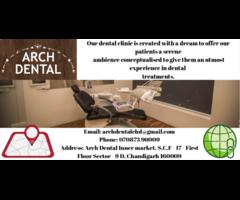 Teeth Whitening in Chd