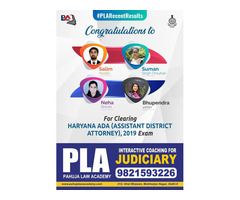 Best Coaching For Judiciary in Delhi- Pahuja Law Academy