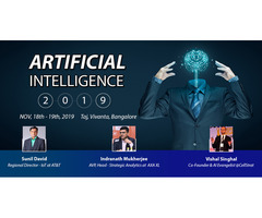 Artificial Intelligence Summit 2019 by Simpliv