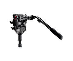 Manfrotto 526,545GBK Professional Video Tripod System with 526 Head with Bang