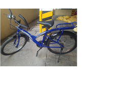 Bicycle with gear thumb shifter for sale