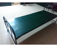 NEW USED IRON COTS FOR IMMEDIATE SALE