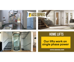 Home lifts | Residential lifts