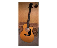 Acoustic Guitar Aria Feista in brand new condition for sale