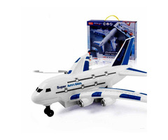 Remote Control Air Bus with Remote - 8004