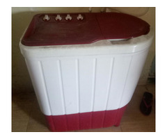 Home appliances Washing machine and refrigerator