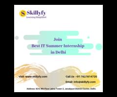 IT Summer Internship Training in Delhi
