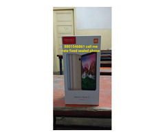sealed box Redmi note 5 3gb