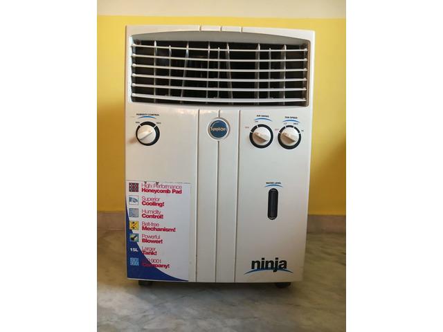 Symphony Ninja 15L Air Cooler - 1/4
