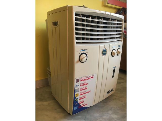 Symphony Ninja 15L Air Cooler - 2/4