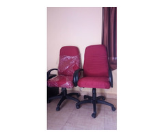 2 office chairs in Bangalore