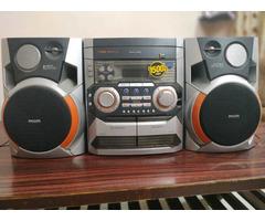 Philips Mini Audio System FW V355 21M