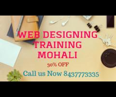 Web Designing Industrial Training in Mohali.