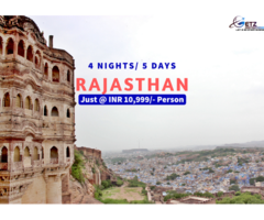Cheapest price for Rajasthan Tour Packages Getzdestinations.com