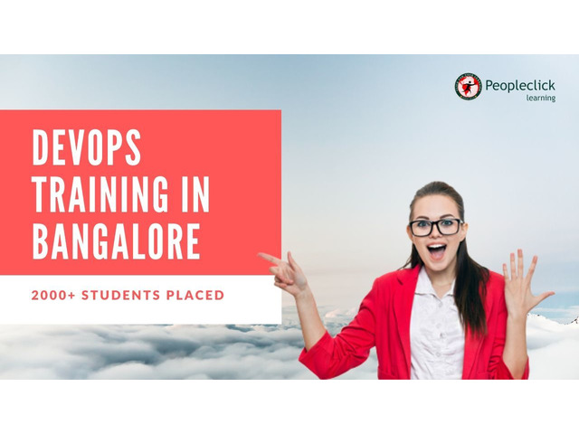 Devops training in Marathahalli - 1/1