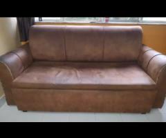 Sofa cum bed - Image 1/3