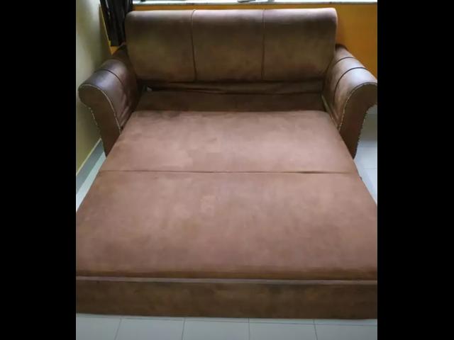 Sofa cum bed - 2/3