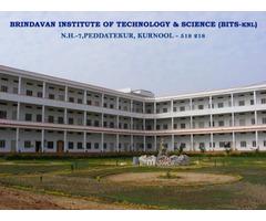 Brindavan Institute Of Engineering and Science | Best Engineering College in Kurnool | BITSKNL