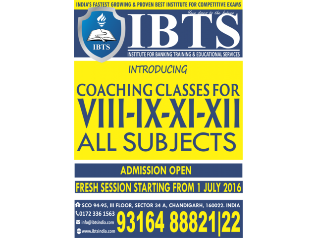 HAS Coaching in Chandigarh - 2/6