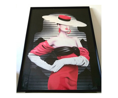 Fashion Lady Painting for Immediate Sale
