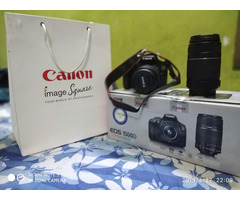 Cannon EOS 1500d top-notch condition