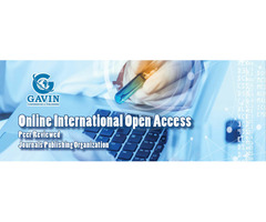 Open Access Journals – Gavin Publishers